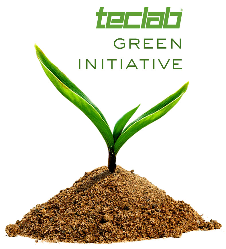 Teclab's Green Initiative