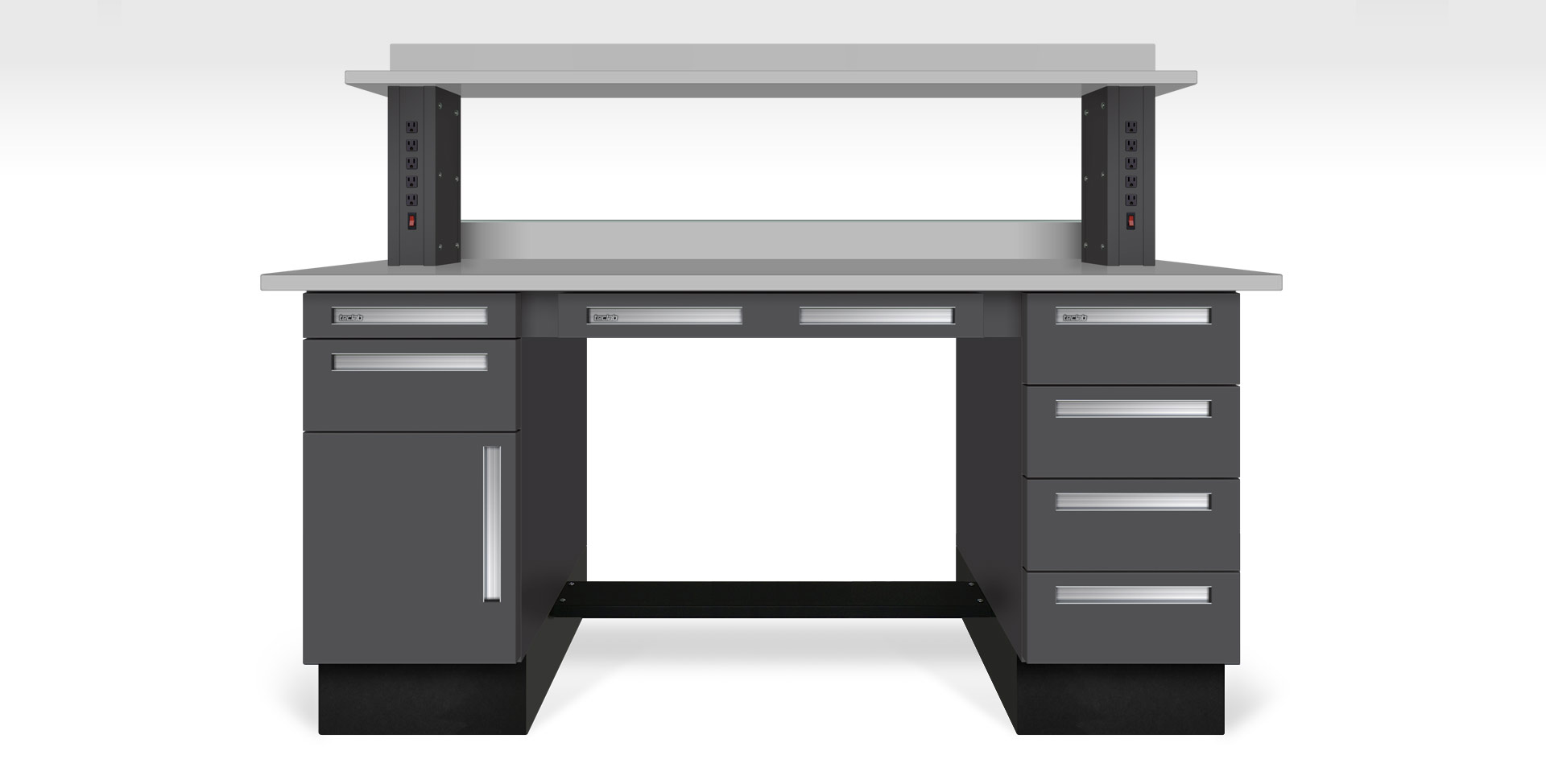 duty lowe canada more tables benches wood decor workbench with metal solution garage drawer steel drawers heavy storage ca s work home
