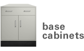 Teclab Base Cabinets