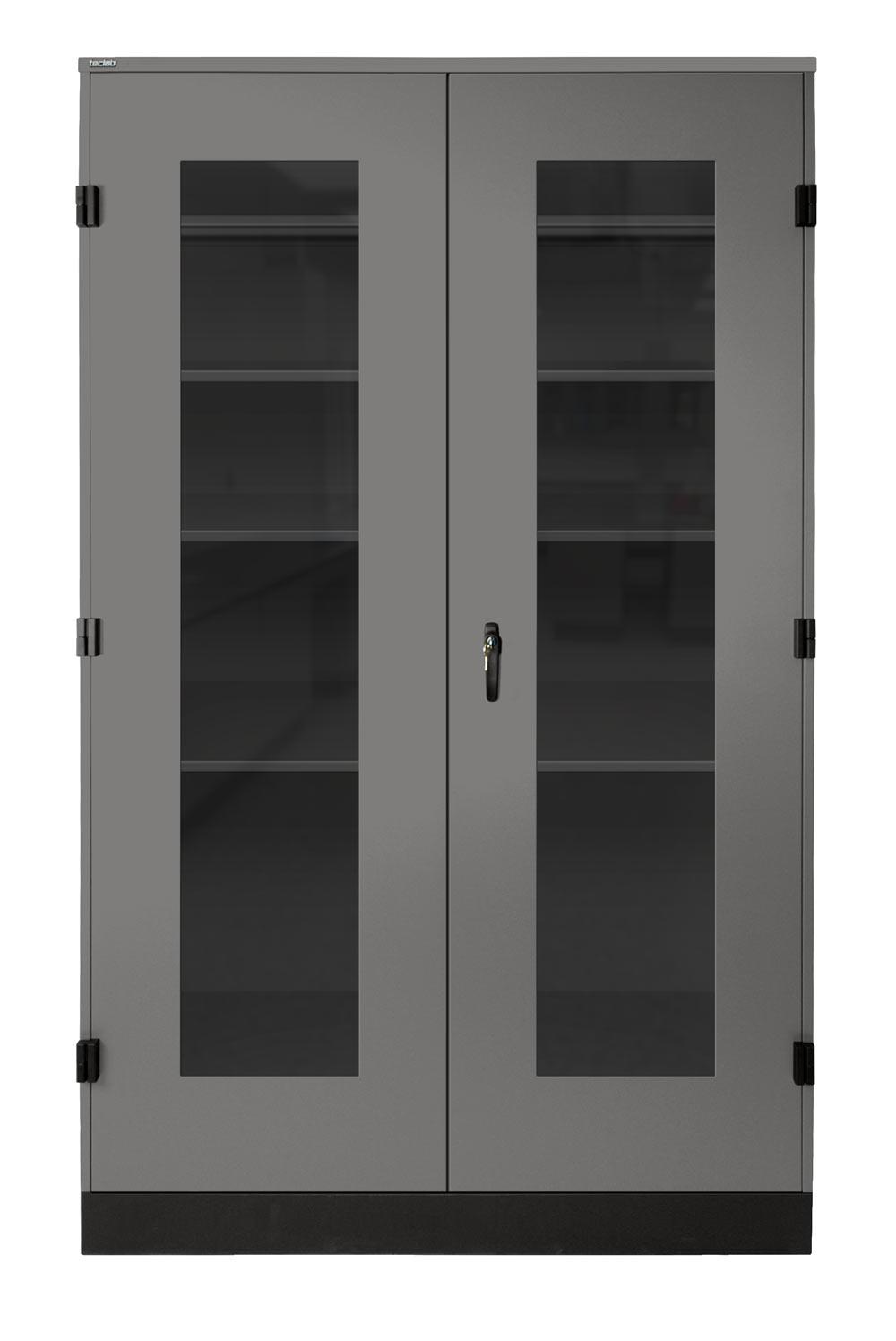 Teclab Tall Storage Cabinet