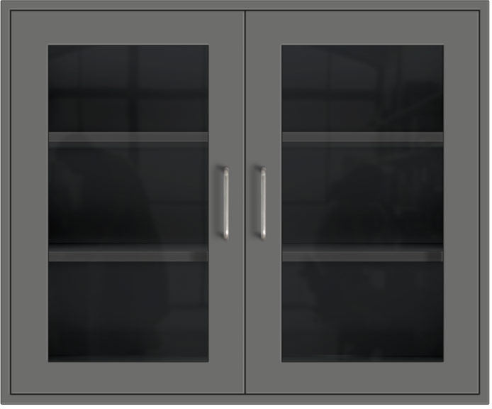 Black Wall Cabinet wall cabinets from teclab
