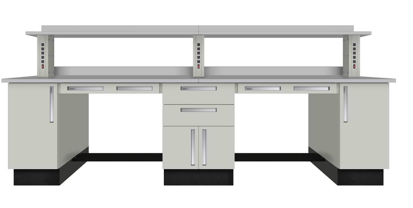 10 Workbenches From Teclab Tws 4800